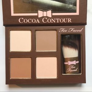 Too Faced Cocoa Contour Palette BNIB